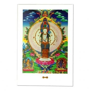 Carte postale Avalokiteshvara