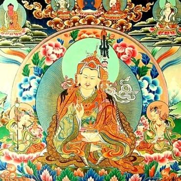 Image Padmasambhava