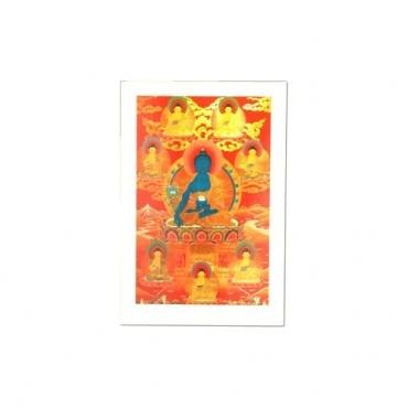 Image Bouddha Médecine