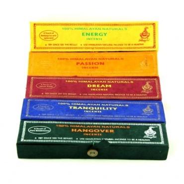 Encens tibétains cinq humeurs