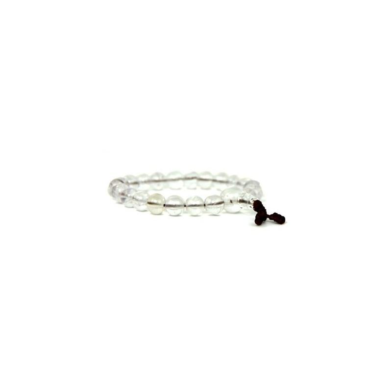 Bracelet Mala cristal de roche