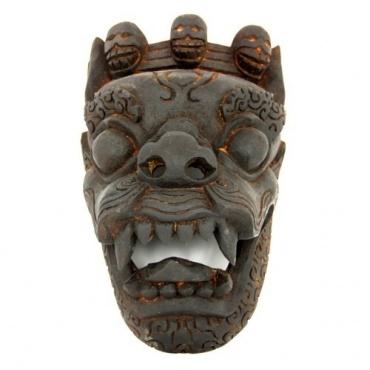 Grand Masque Créature Féroce