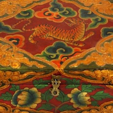 Coffret Tibétain Tigre