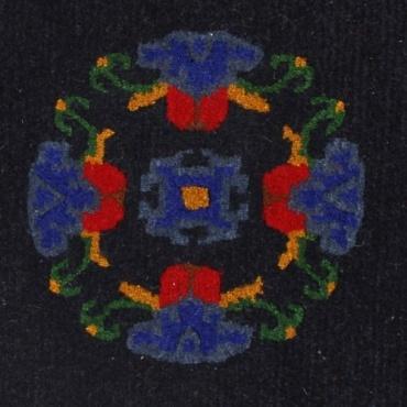 Petit Tapis Tibétain