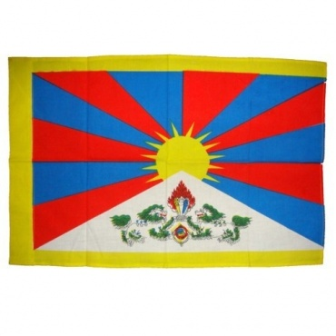 Tibetan flag m