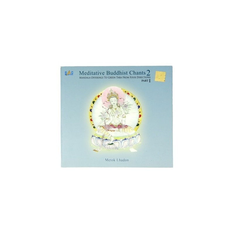 CD - Meditative Buddhist Chants 1