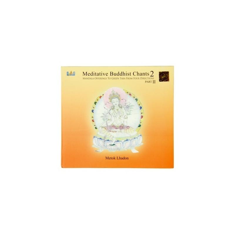 CD - Meditative Buddhist Chants 2