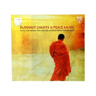 CD Buddhist Chants & Peace Music