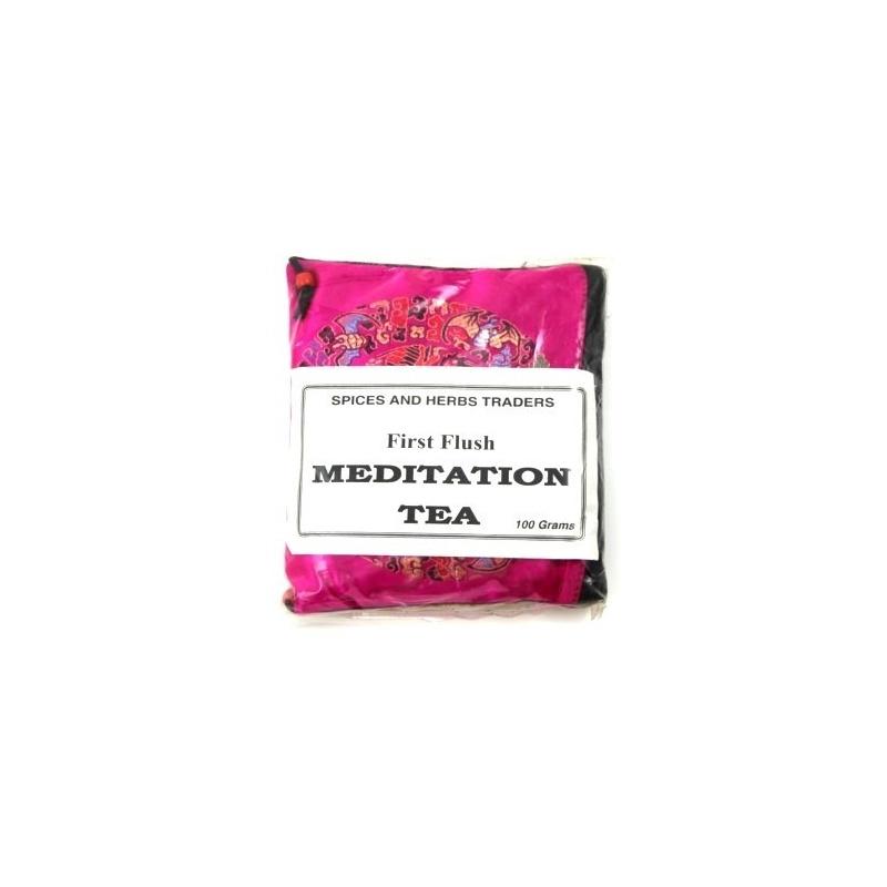 thé méditation