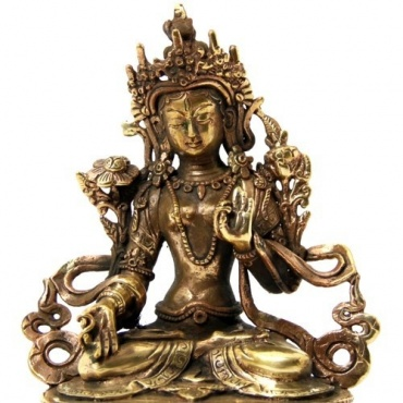 Statue de la Tara Blanche