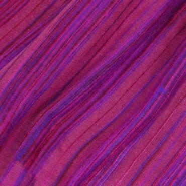 Couverture châle rose violet