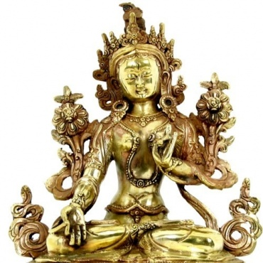 Statue de Tara Blanche