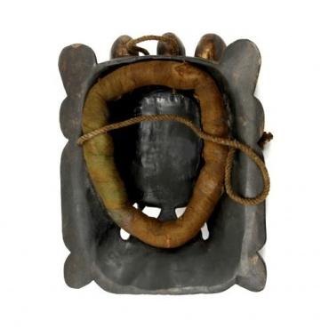Masque Mahakala Noir