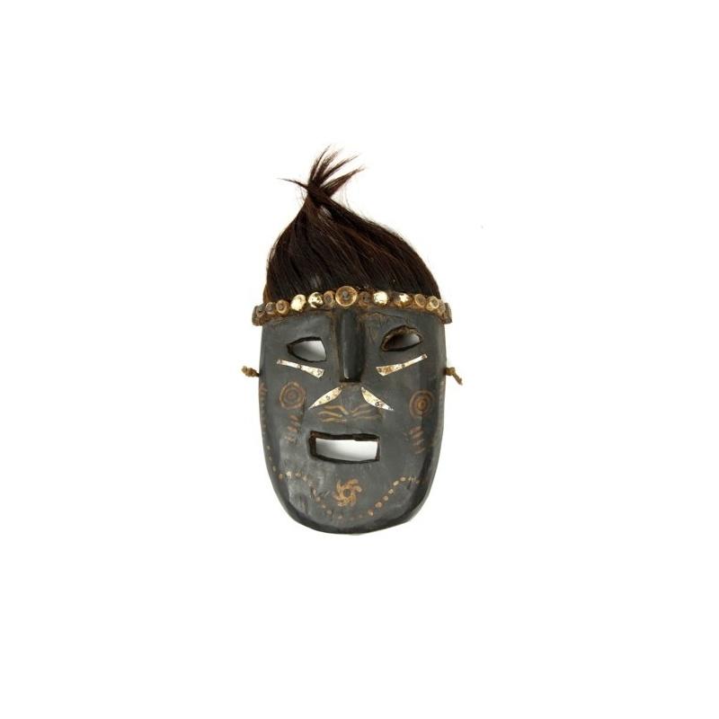 Masque Primitif Népal