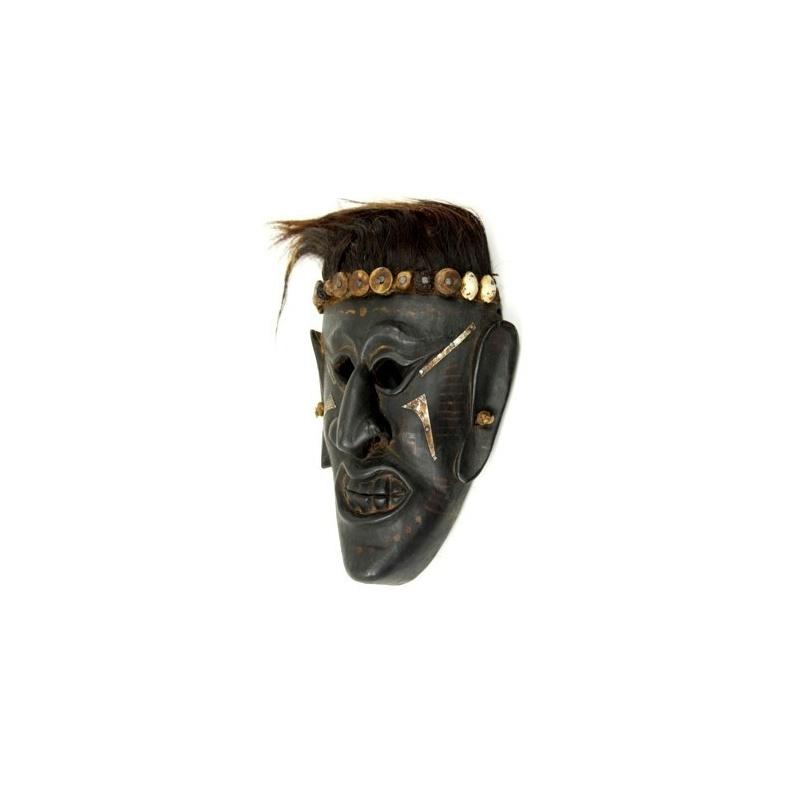 Masque de Cérémonie Népal