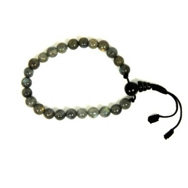 Bracelet en pierre labradorite