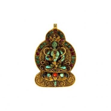 Bouddha Vajrasattva en pendentif