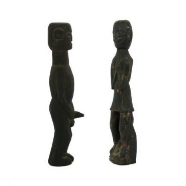Statue Couple de la fertilité Népal