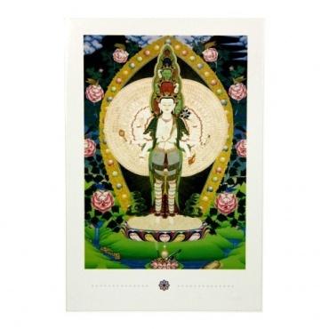 Image Bouddha Avalokitesvara