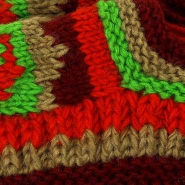 Chaussons de nuit multicolore 38-40