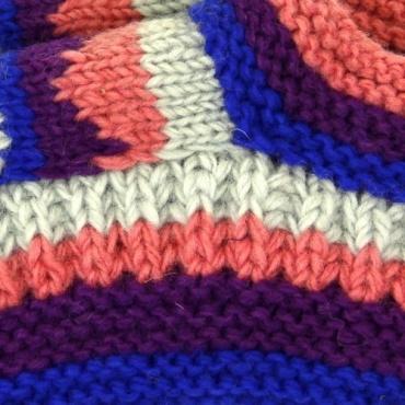 Chaussons de nuit en laine 38-40