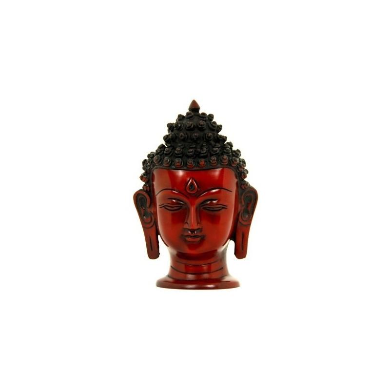 Grande Tête de Bouddha Zen