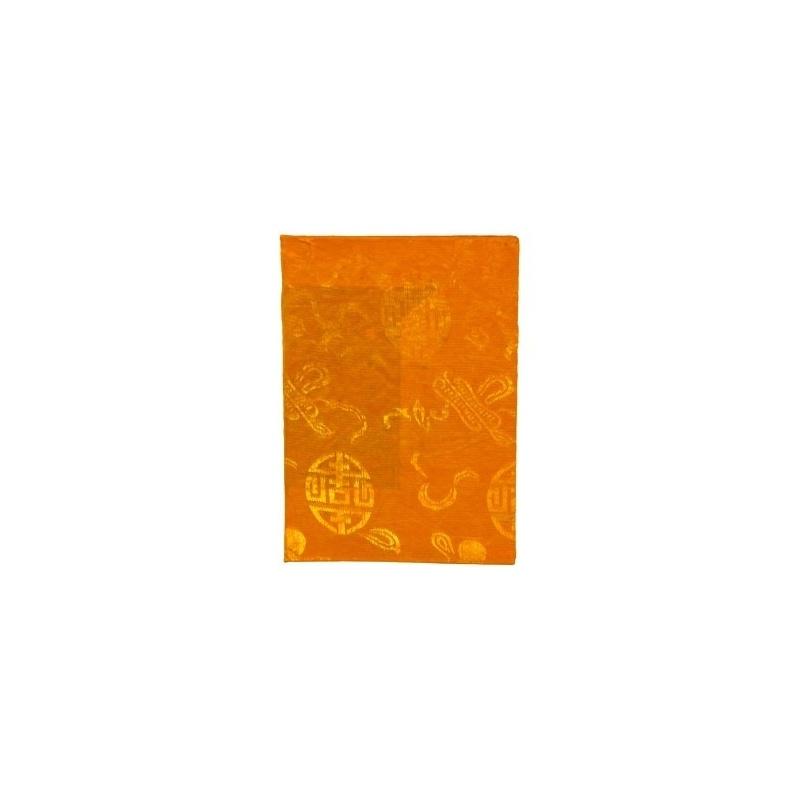 Carnet lokta Shou jaune