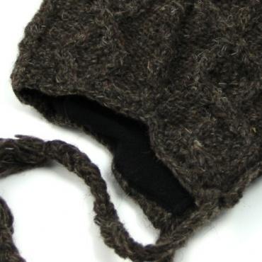 Bonnet oreille gris