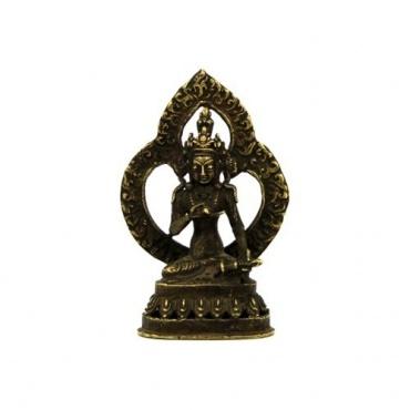 Vajrasattva statue en bronze ancien